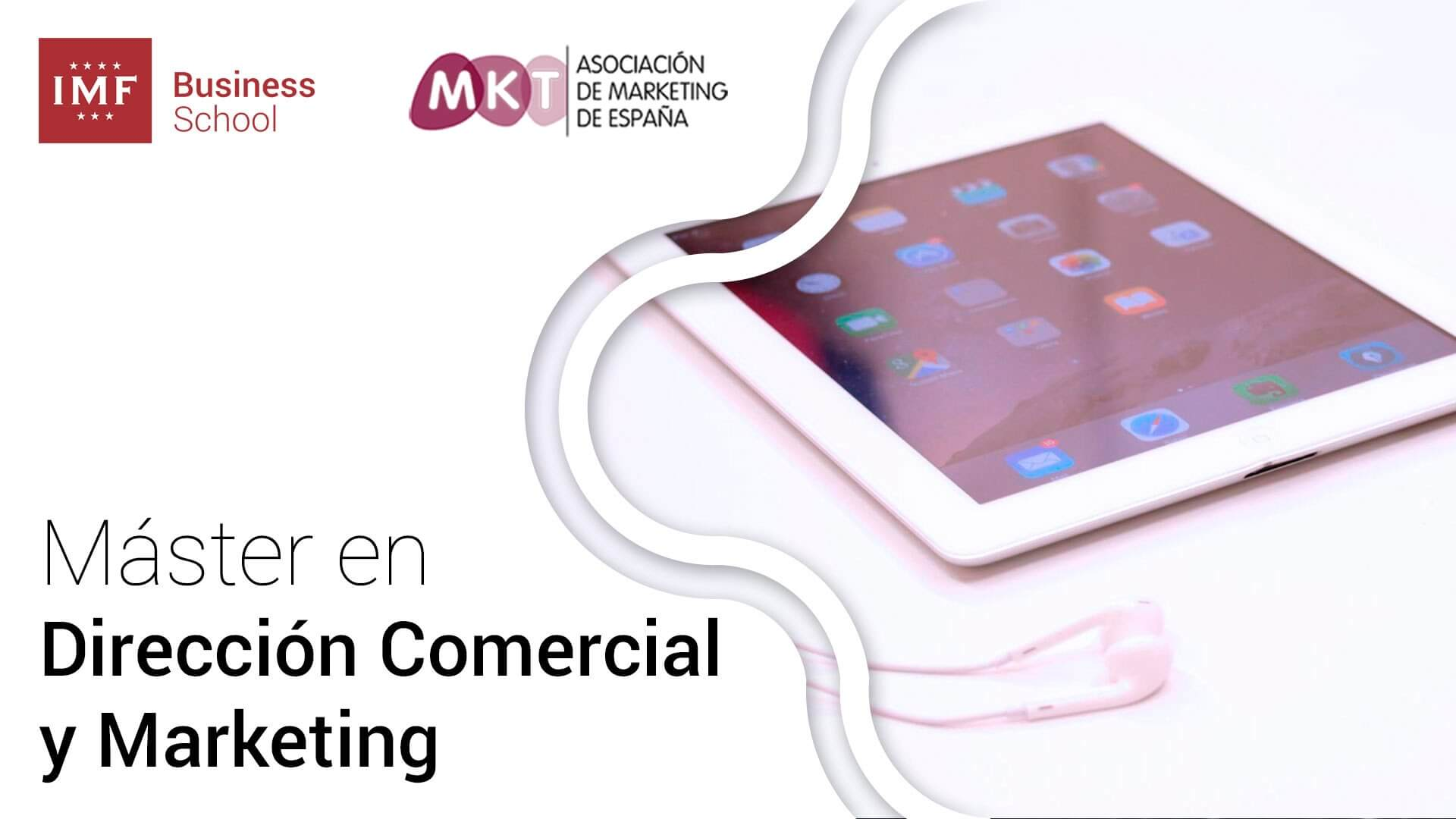 Máster en Dirección Comercial y Marketing