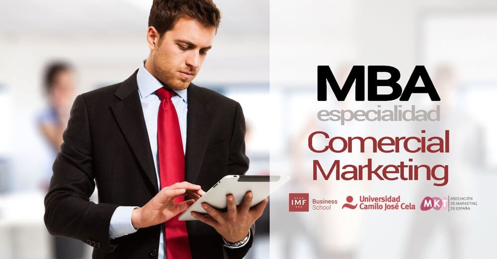 MBA especialidad en Dirección Comercial y Marketing
